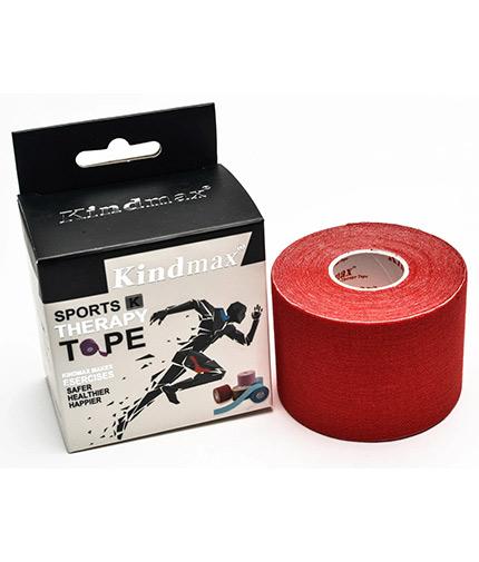 kindmax-healthcare Kinesio Tape / Red