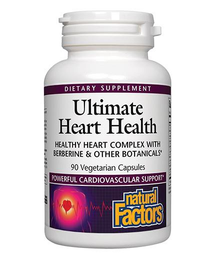 natural-factors Ultimate Heart Health / 90 Caps