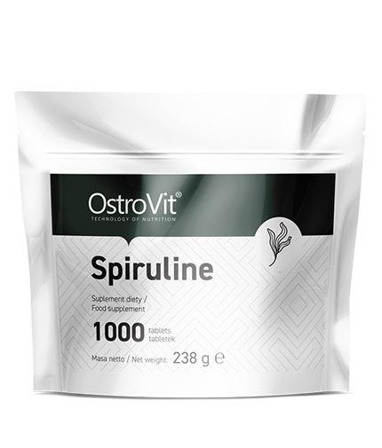 ostrovit-pharma Spirulina / 1000 Tabs