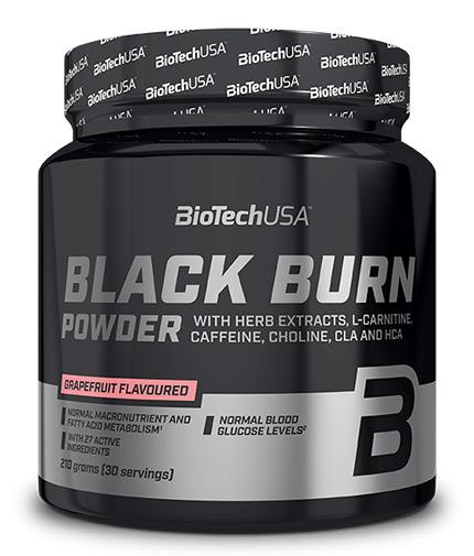 biotech-usa Black Burn Drink Powder