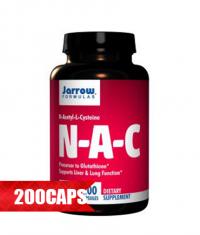 Jarrow Formulas NAC / 200 Caps.
