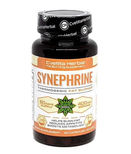 cvetita-herbal Synephrine 400mg / 60 Caps