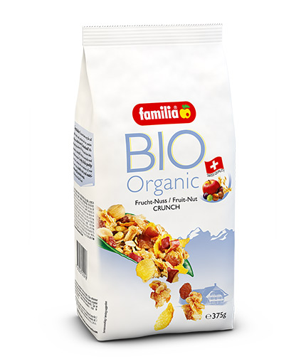 familia BioOrganic Fruit-Nutt Crunch