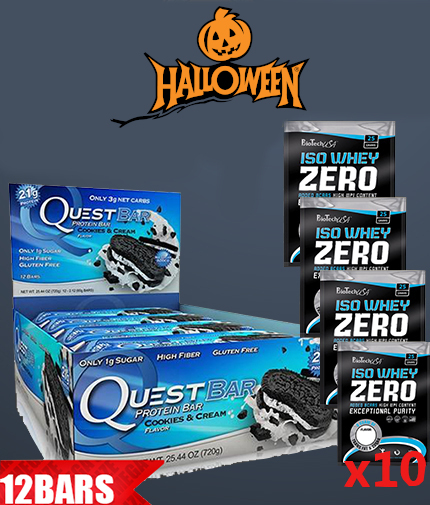 PROMO STACK Quest Mixx Stack