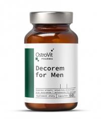 OSTROVIT PHARMA Decorem for Men / Beauty Multivitamin / 30 Caps