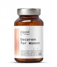 OSTROVIT PHARMA Decorem for Women / Beauty Multivitamin / 60 Caps