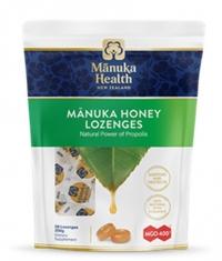 MANUKA HEALTH MGO™400+ Manuka Honey Lozenges with Propolis / 58 Lozenges