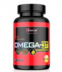GENIUS NUTRITION OMEGA-3T / 100 Softgels