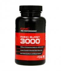 GNC Amino Burst 3000 / 90 Tabs.