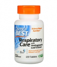 DOCTOR\'S BEST Respiratory Care with Andrographis leaf extract / 120 Tabs