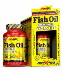 AMIX Fish Oil Omega3 Power / 60 Softgels