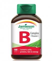 JAMIESON B Complex + Vitamin C / 100 Caps