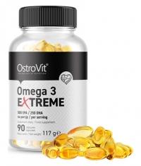 OSTROVIT PHARMA Omega 3 Extreme / 90 Softgels