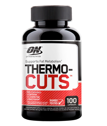 optimum-nutrition Thermo Cuts 100 Caps.