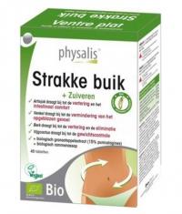 PHYSALIS STRAKKE BUIK Flat stomach / 45 Tabs