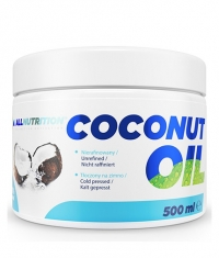ALLNUTRITION Coconut Oil Unrefined / 500 ml