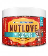 ALLNUTRITION NutLove Whole Nuts Peanuts