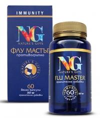 NG - NATURE\'S GIFTS Flu Master / 60 Caps
