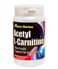 ATHLETE\'S NUTRITION Acetyl L-Carnitine / 90 Caps