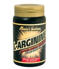 ATHLETE\'S NUTRITION L-Arginine / 120 Caps