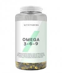 MYPROTEIN Omega 3 6 9 / 120 Caps