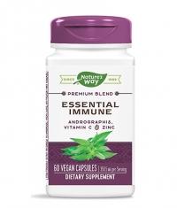 NATURES WAY Essential Immune / 60 Caps
