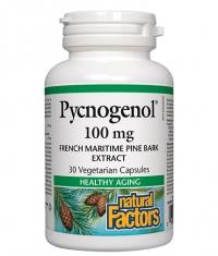 NATURAL FACTORS Pycnogenol 100 mg / 30 Vcaps