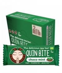 QUIN BITE Bio Raw Bar Box / 12 x 30 g