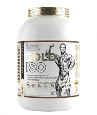 KEVIN LEVRONE Gold Line / Gold Iso