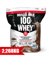 CYTOSPORT Muscle Milk 100% Whey / 5 lbs.