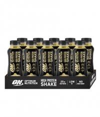 OPTIMUM NUTRITION Optimum High Protein Shake Box / 10 x 330 ml
