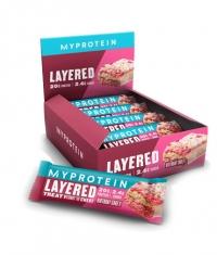 MYPROTEIN 6 Layer Protein Bar Box / 12 x 70 g