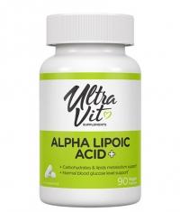 VPLAB UltraVit Alpha Lipoic Acid + / 90 Caps