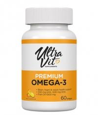 VPLAB UltraVit Premium Omega 3 / 60 Softgels