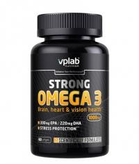 VPLAB Strong Omega 3 / 60 Softgels