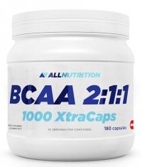 ALLNUTRITION BCAA 2:1:1 1000 XtraCaps / 180 Caps