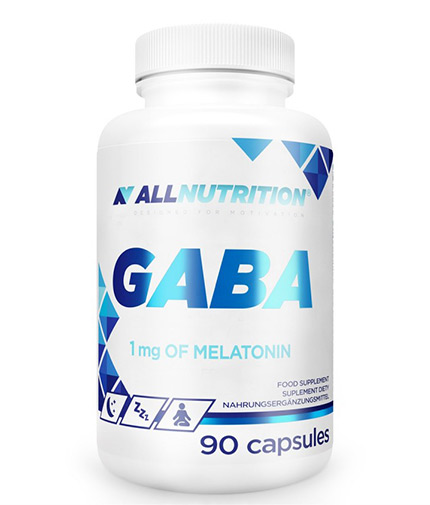 allnutrition GABA + Melatonin / 90 Caps
