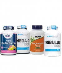 PROMO STACK Overall health male Stack 2