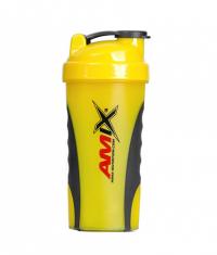 AMIX Shaker Excellent Bottle 700ml / Yellow