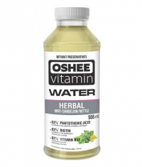 OSHEE Vitamin Water Herbal / 555 ml