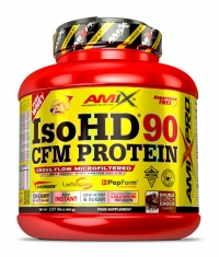 AMIX Iso HD CFM Protein 90