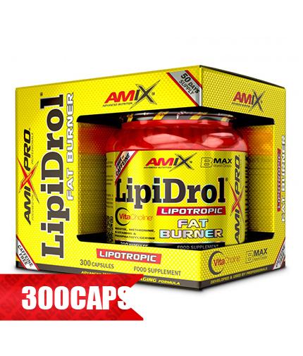 AMIX LipiDrol / 300 Caps.