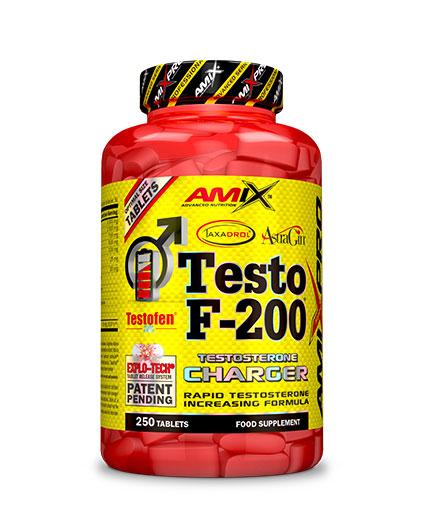 AMIX AmixPro TestoF-200 / 250 Tabs.