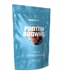 BIOTECH USA Protein Brownie Baking Mix