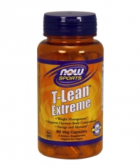 NOW T-Lean ™ Weight Management / 60 VCaps.
