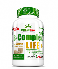 AMIX B-COMPLEX LIFE+ / 60 Caps.