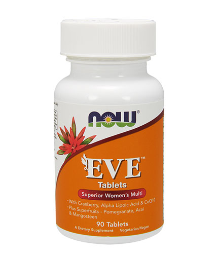 NOW Eve Women's Multiple Vitamin 90 Tabs.