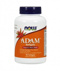 NOW ADAM™ Superior Men's Multiple Vitamin 90 Softgel