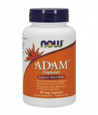 NOW ADAM™ Superior Men's Multiple Vitamin 90 VCaps.