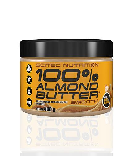 SCITEC 100% Almond Butter 500g - V2